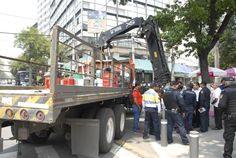 Continúa Gobierno de CDMX con Reordenamiento en Metro Chilpancingo