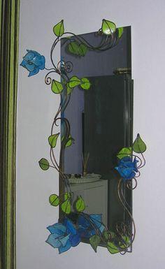 Specchio Turchese Mirror