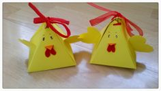 Los pollitos de Pascua   Aprender manualidades es facilisimo.com