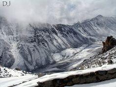 Khardung La Pass, Nubra Valley, Manali-Leh Road, J, India