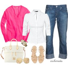 Spring Layers, created by archimedes16 on Polyvore