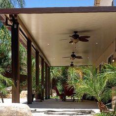 Pergola Ideas For Patio Patio Pergola, Deck With Pergola, Pergola Shade, Patio Roof, Back Patio, Backyard Patio, Concrete Patios, Pergola Designs, Patio Design