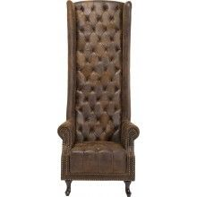 Fauteuil Queen Vintage Kare Design