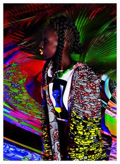 EVENT : Africa Now aux Galeries Lafayette