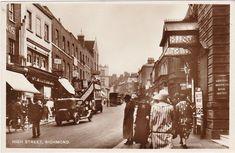 Eillis & Co, Wine Merchants, Richmond Richmond Surrey, Richmond London, Richmond Upon Thames, Old London, Vintage Dance, London Photos, Dance Music, Old Photos, Worlds Largest