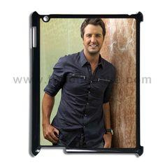 iPad 2 3 4 Durable Hard Case Design With luke bryan