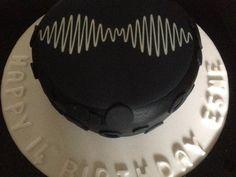 Arctic Monkeys Cake
