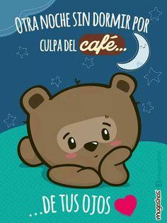 Cafe de tus ojos