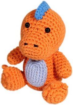 Zubels Lil' Dimples T-Rex