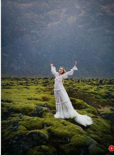 Fairy Tales | Flair Magazine #14 | Meghan Collison & Esmeralda Seay-Reynolds by Ryan McGinley [Editorial]