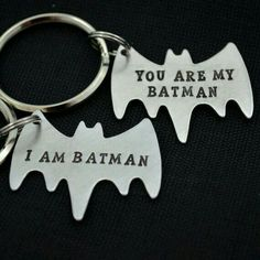 You are my Batman