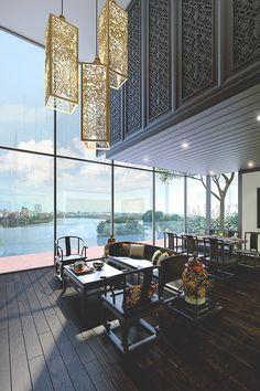 """Interiors // Nirvana Penthouse © | Assured To Inspire"""