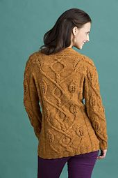 Ravelry: Forest Cardigan pattern by Kristen TenDyke