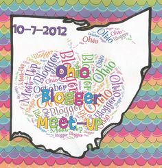 Miss V's Busy Bees: Are You An Ohio Blogger? Ohio Blogger Meet-Up!