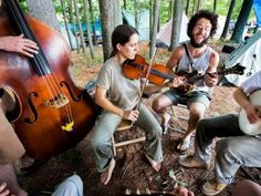 Mount Airy Bluegrass and Old-Time Fiddlers' Convention