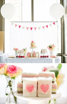 For her daughter's first birthday (and Korean Dol) Grace Kim crafted up a beautiful Balloon Inspired Celebration full of thoughtful details and sweet, hand