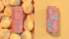Confrérie Artisans Brasseurs | Dieline Graphic Design Art, Print Design, Label Design, Package Design, Packaging Inspiration, Fruity Drinks, Beer Brands, Dieline, Creativity And Innovation