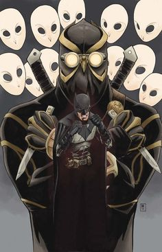 Talon - Court of the Owls
