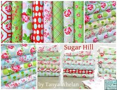 Sugar Hill by Tanya Whelan @ Hawthorne Threads
