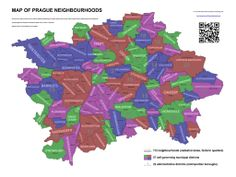 """Map of Prague Neighbourhoods: """"If Prague had been transplanted to England and had developed over the course of 1000 years"""" x Find Hotels, Hotels Near, Mirage Hotel, Life Map, Paradise On Earth, Scrapbook Journal, Like A Local, France Travel, Czech Republic"""