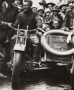 Clasp Garage: Jack Bowers and Frank Smith around Australia The Hard Way in 1929
