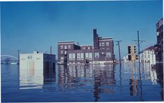 davenport iowa history.com 1965 Mississippi River Flood