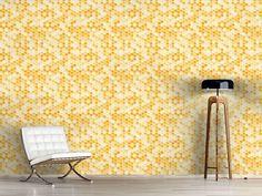 Design #Tapete Königin Der Bienenwaben