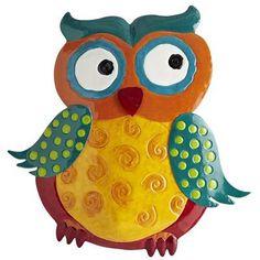 awww owl decor