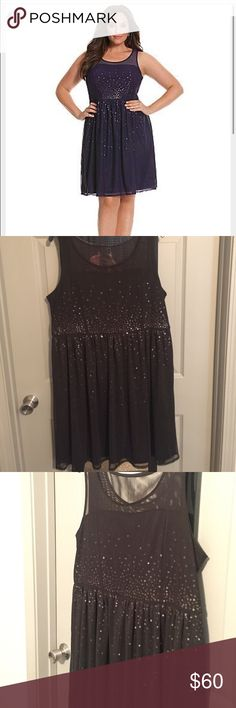 LANE BRYANT dress. LANE BRYANT dress. Like new condition. Worn once. Lane Bryant Dresses