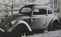 Image may have been reduced in size. Click image to view fullscreen. Wv Car, Kdf Wagen, Cool Old Cars, Car Pictures, Car Pics, Vw Vintage, Ferdinand Porsche, Porsche 356, Vw Beetles