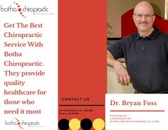 """As a ranked """"Best Chiropractor in Denver, Colorado,"""" Dr. Bryan Foss understands the challenges that come from a life of chronic pain. Best Chiropractor, Thing 1, Chiropractic, Understanding Yourself, Chronic Pain, Denver, Health Care, Challenges, Good Things"""