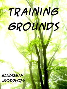 TRAINING GROUNDS by Elizabeth McGovern - Sara knew she wasn't a normal 17 year old and that her school, Jackson Military Academy, wasn't a normal school. Normal teenagers weren't trained in hand to hand combat, normal teenagers couldn't sky dive or disassemble a gun in less than 15 seconds. Sara knew that she and her classmates were special, what she didn't know was why. Adventure, Young Adult