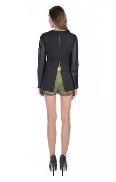 Rio LS in Charcoal #stellaandjamie #makeityourown #fashion #giveaway : http://www.stellaandjamie.com/makeityourown-pinterest-contest/