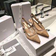 Dior slingback technical mesh sandals Dior Shoes, Stella Mccartney Elyse, Mesh, Wedges, Sandals, Fashion, Moda, Shoes Sandals, Fashion Styles