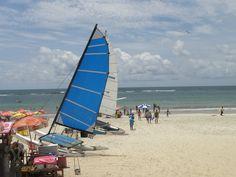 Velas na Praia do Francês