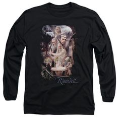 """Checkout our #LicensedGear products FREE SHIPPING + 10% OFF Coupon Code """"Official"""" The Hobbit / Rivendell - Long Sleeve Adult 18 / 1 - The Hobbit / Rivendell - Long Sleeve Adult 18 / 1 - Price: $29.99. Buy now at https://officiallylicensedgear.com/the-hobbit-rivendell-long-sleeve-adult-18-1"""