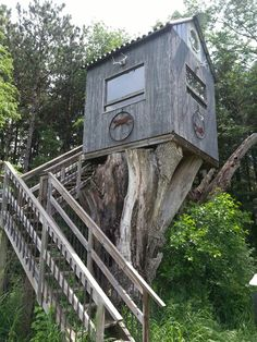 #Treehouse!!
