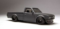 the Lamley Group: Lamley Customs: Chris Huntley's Datsun 620 Pickup...