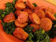 sausage and kale 026