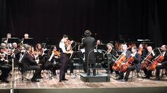 Charlie Siem - Mozart Violin Concerto No 5, Orchestra Filarmonica Marchigiana Gabriele Bonolis, conductor Charlie Siem, violin