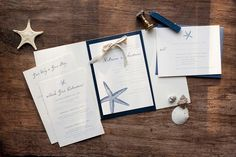 Caribbean Wedding Invitations by Jessica McCarty, via Behance Love these