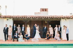 Cool Outdoor Wedding | Marianne Wilson Photography | Orange Blossom Special Events | Bridal Musings Wedding Blog 45