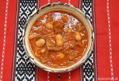 Mexický guláš Chana Masala, Chili, Soup, Ethnic Recipes, Chilis, Soup Appetizers, Soups, Chile