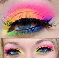 Sugarpill Makeup! So intense!