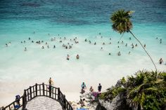 TULUM, Mexico - shot by Dominic Loneragan for Citizens of the World Beaches