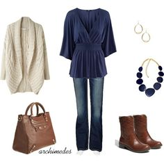 It's A Jeans Kind Of Day, created by archimedes16