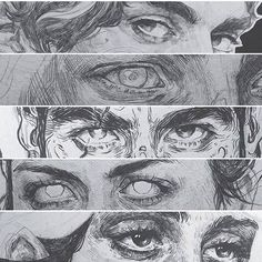 New eye reference drawing sketches artists ideas Art Inspo, Inspiration Art, Drawing Sketches, Art Drawings, Drawing Eyes, Sketching, Pencil Drawings, Bel Art, Art Amour