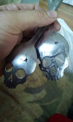 Skull spoons More