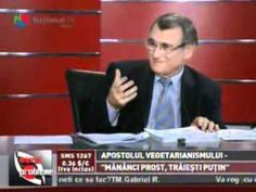 Virgiliu Stroescu - NationalTv 15 Feb 2007 - Apostolul Vegetarianismului