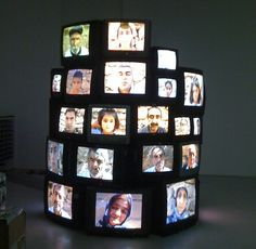 2008 television-monitor installation by the Turkish artist Kutlug Ataman